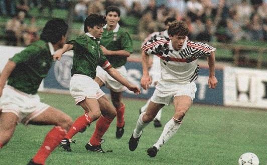 Afbeeldingsresultaat voor мексика россия 1992